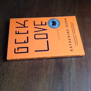 "Vintage Accents - Katherine Dunn ""Geek Love"""